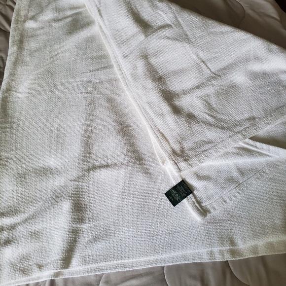 Ralph Lauren Other - Ralph Lauren ° Full/Queen ° White ° Blanket